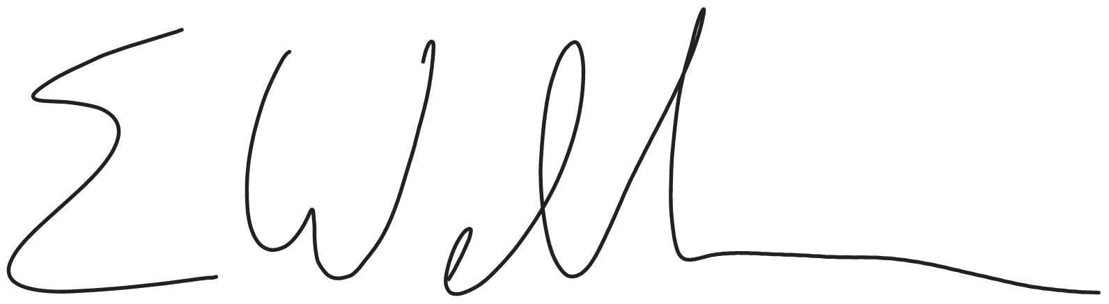 Emma Wellman's signature